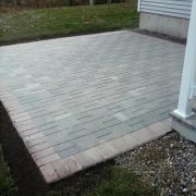 landscaping: patio
