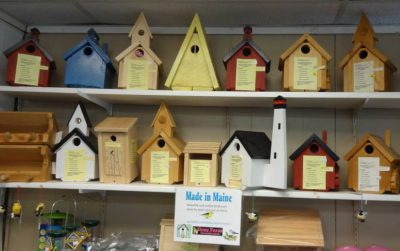 birdhouses made in Maine